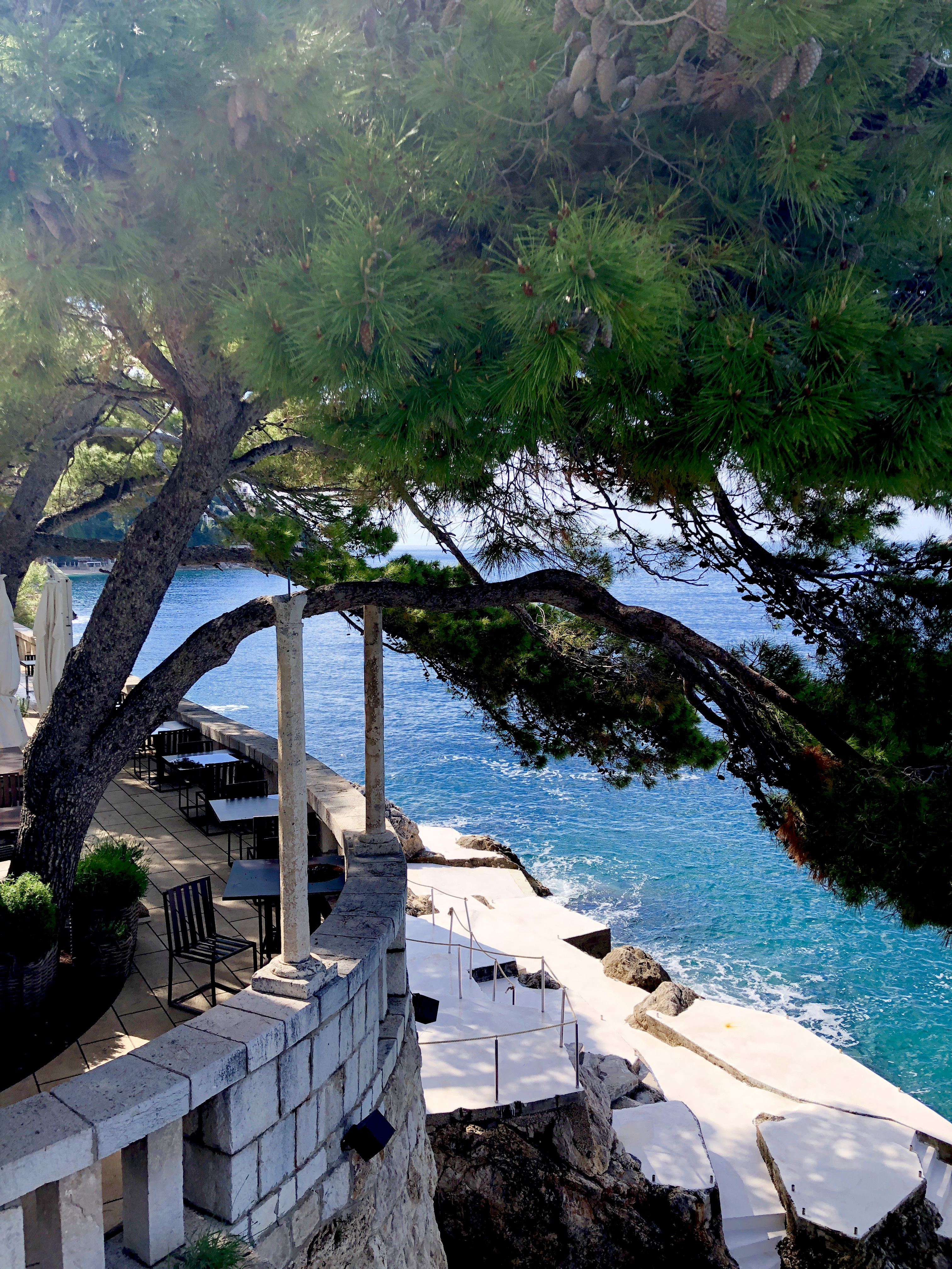 Tracy Dunn stayed at Villa Dubrovnik, and she highly recommends it!