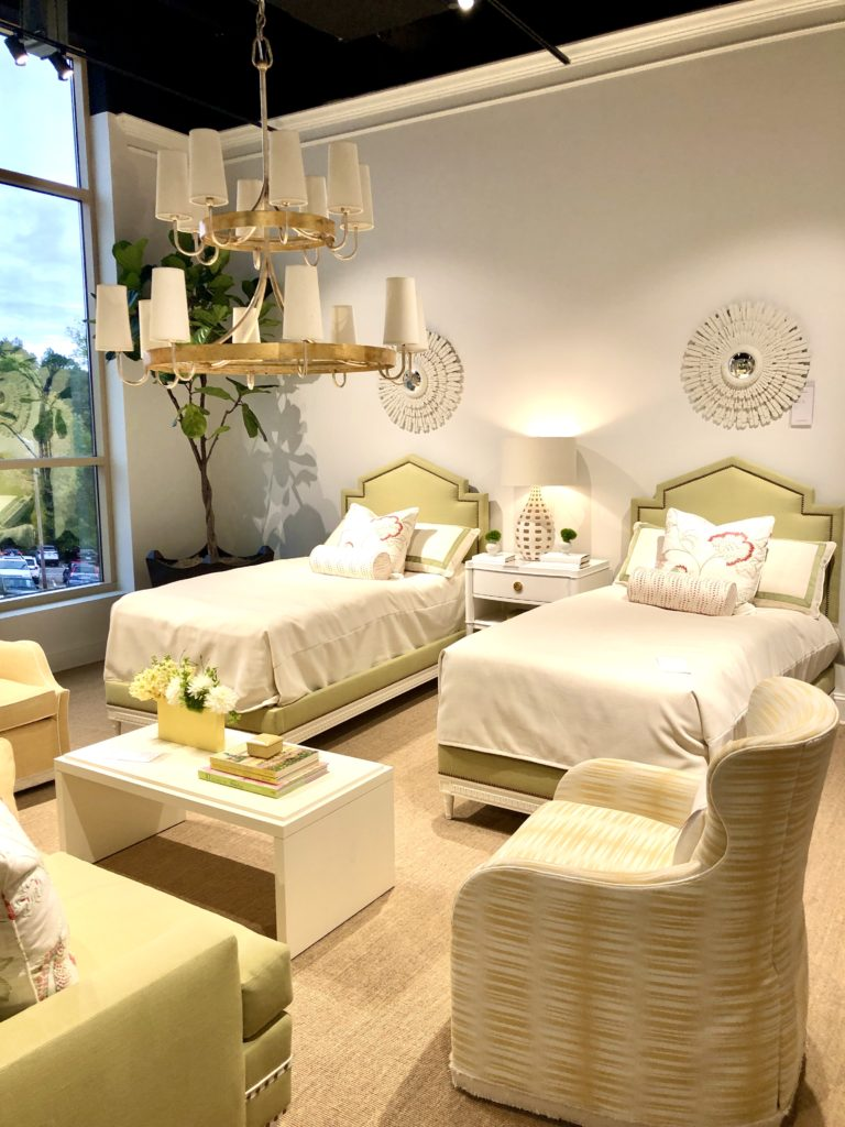 Bedroom furnishings and Decor