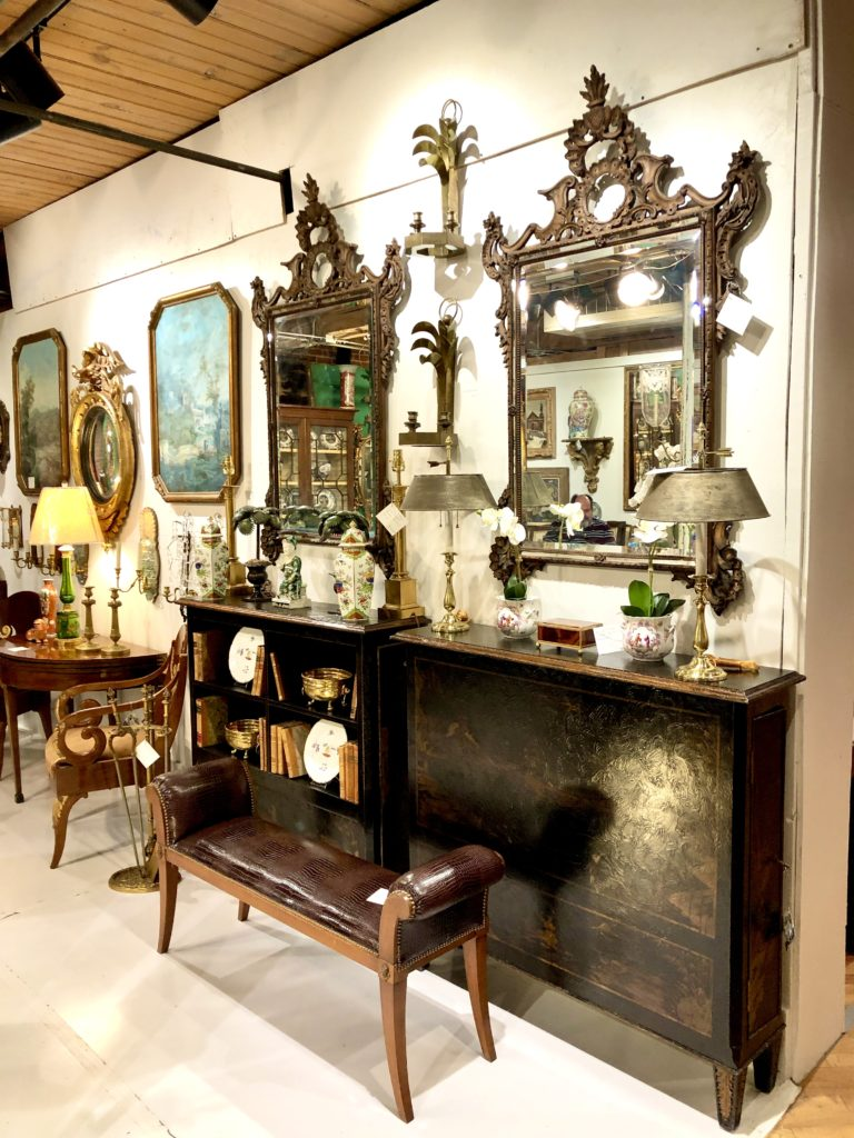 Tracy Dunn Design - top antique picks at Antique and Design Center at High Point Market