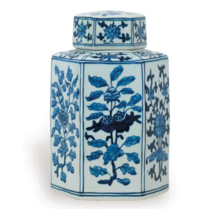 Tracy Dunn Design - Seasons Blue and White Jars