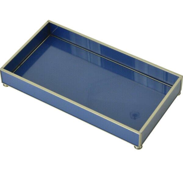 Tracy Dunn Design - Blue Cobalt 6 x 12 tray