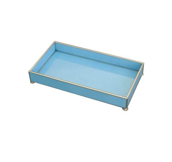 Tracy Dunn Design - Blue Lizard 6 x 12 tray