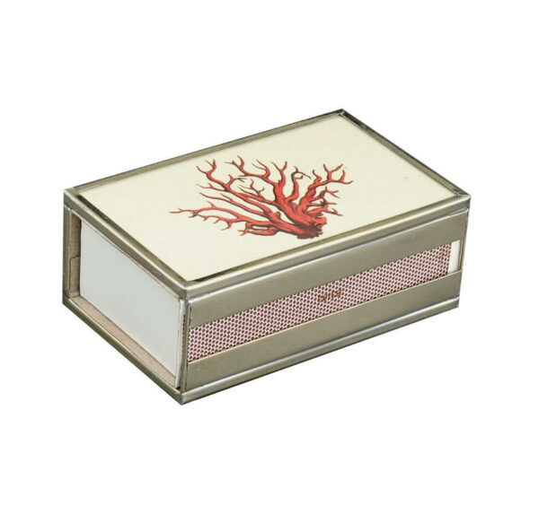 Tracy Dunn Design - custom Matchbox Red Coral