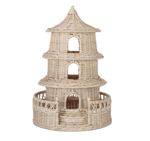 Pagoda Short Round-3