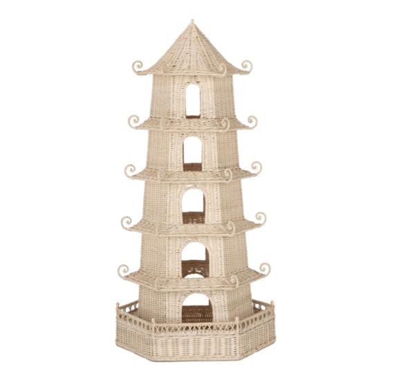 Pagoda Tall-1