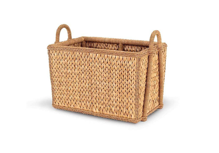 Tracy Dunn Design - Sweater Weave Mud Room Basket