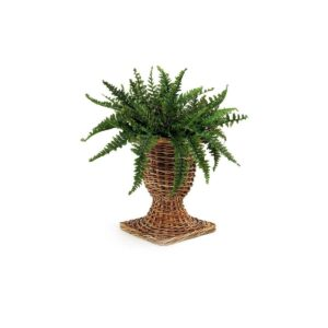 Tracy Dunn Design - Cape Cod Wicker Urn