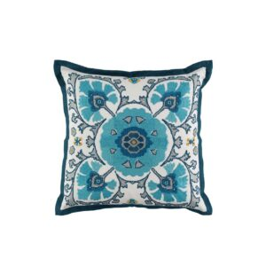 Tracy Dunn Design - Alexi - Peacock Cushion