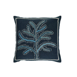 Tracy Dunn Design - Fiorela - Indigo Cushion