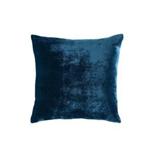 Tracy Dunn Design - Paddy Velvet - Marine Cushion