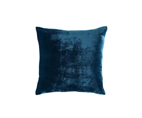 Tracy Dunn Design - Paddy Velvet - Marine Cushion