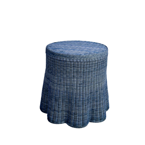 Lyford Round Scallop-Nantucket-Blue