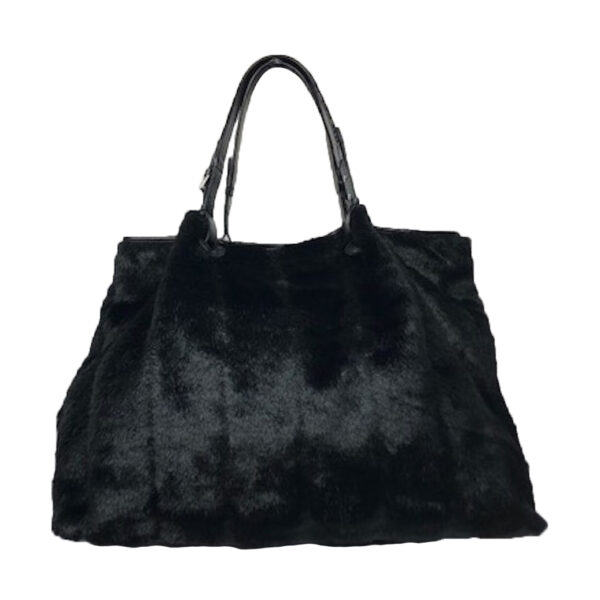Sadie-black-mink-faux-fur